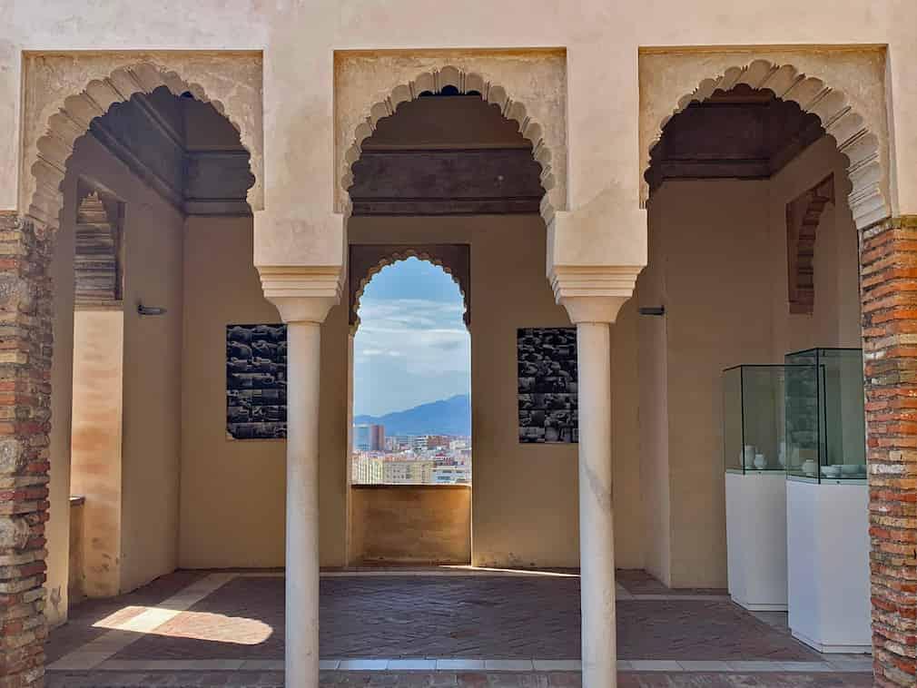 visitas alcazaba malaga