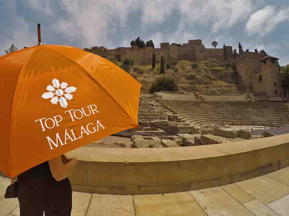 Tour Alcazaba Málaga